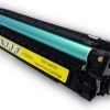 Cartus toner compatibil HP CE262 yellow