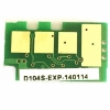 Chip Samsung ML1660 1661 1665 1666 1673 1673DCS 1674 1678 1.5k ML D104