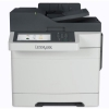 Multifunctional color Lexmark CX510de refurbished