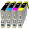 Cartus Epson TO552 (T0552) compatibil cyan