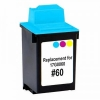 Cartus Lexmark 60 17G0060 compatibil color